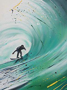 Michael Ahearne | COTW Surf Artist