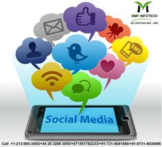 Social media marketing refers to the process of gaining traffic to your website through social media sites to grow your business. Call at +1-213-985-3055/+44 20 3289 3055/+971551782233/+91-731-4041450/+91-0731-4038486.