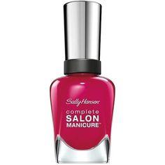 Aufgeweckter Nagellack in Pink von Sally Hansen. Die weichen Borsten des Pinsels verteilen den hochwertigen Nagellack in Salon-Qualität gleichmäßig und sorgen somit für eine sehr glatte und glänzende Oberfläche. - ab 8,95 €