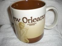 STARBUCKS NEW ORLEANS COLLECTOR SERIES MUG NEW LAST ONE!! $33.99   FREE SHIPPING*