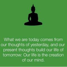 Your Thoughts Create Your Life: Mind Your Thoughts