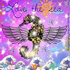 """""""Love the sea"""""""