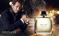 Его аромат – сбалансированный букет Eclat Homme с аккордом цитрона и дорогой кожи #Парфюмерная_вода  #Perfume