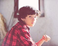 Dylan Schmid as Nico Di Angelo from Percy Jackson and the Olympians/ Heroes of Olympus