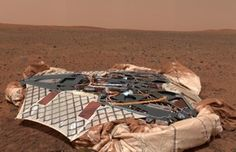 Nasa has sent two robots to Mars for research on the red planet. The Nasa website holds proof they have tempered with the so called photo's the Mars Rovers h.