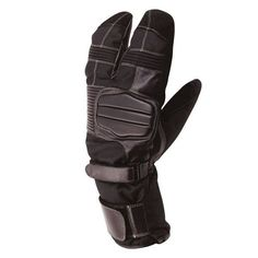Oxford Tri Digit Motorbike Gloves in just £24.99. This is perfect for cool and cold winter. This is Fully waterproof with a Visor wipe system.