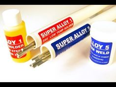 Muggy Weld carries high-quality aluminum welding, brazing, and soldering products. Use our versatile products for brazing and soldering applications. Aluminum Welding Rods, Brazing, Metal Fabrication, Metal Crafts, Soldering, Solar Energy, Aluminium Alloy, Blacksmithing, Metal Working