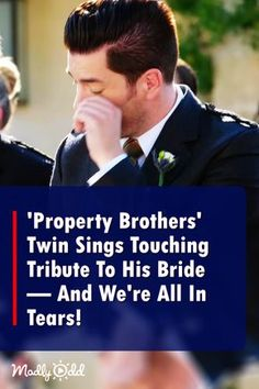 'Property Brothers' Twin Sings Touching Tribute To His Bride — And We're All In Tears Country Music Singers, Country Songs, Beautiful Songs, Love Songs, Music Songs, Music Videos, Property Brothers, Song Playlist, Romantic Songs
