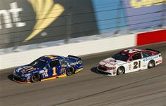 NASCAR Notes: Richmond Sprint Cup Series Notes: 2016 Federated A...