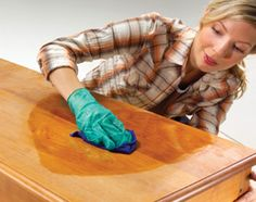 Wood Finishing Tips: How to Renew a Finish - Article | The Family Handyman