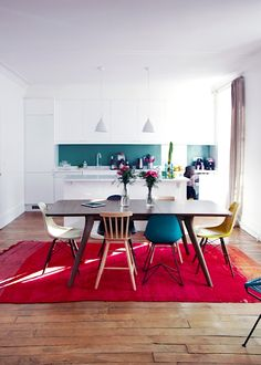 Photo Mélanie Rodriguez pour The Socialite Family #Paris #Interior