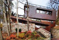 An Architectural Challenge - Ellis Park House
