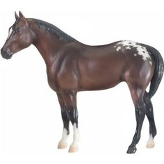 Collected them all...Breyer horse