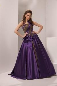 Платье бальное вечернее