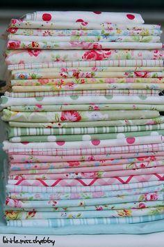 Lecien and Tanya Whelan Fabrics