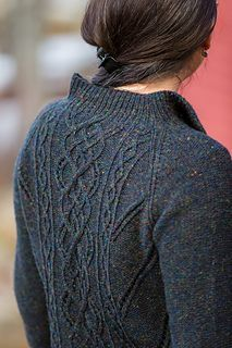 Crochet Patterns Ravelry Ravelry: Oneiric pattern by Leila Raabe Sweater Knitting Patterns, Cardigan Pattern, Knitting Stitches, Knitting Designs, Knit Patterns, Hand Knitting, Cable Sweater, Knit Sweaters, Fair Isle Knitting