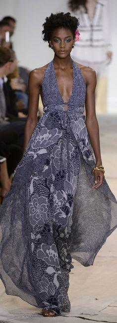 Diane von Furstenberg Spring 2016 ~ New York Fashion Week