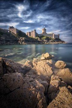Côtes d'Armor ‹ Philippe Manguin Photographie du Fort la Latte, Brittany