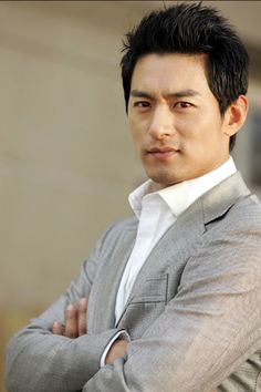 Joo Jin-Mo. it wasn't picking a picture for him. none of them do him justice. but boy, he's gorgeous when he's acting