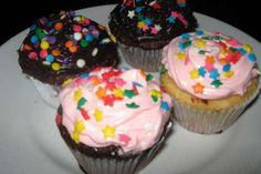 Receita Cupcakes de chocolate, de Quel70 - Petitchef