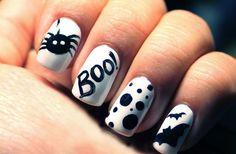 В преддверии праздника Хэллоуин мы подготовили подборку самых популярных дизайнов для ваших ногтиков...