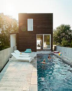 Coastal Rhode Island Home for Dwell