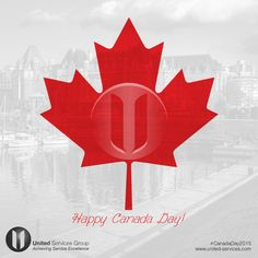 Happy Canada Day from United Services Group to all our Canadian friends! #CanadaDay #CanadaDay2015