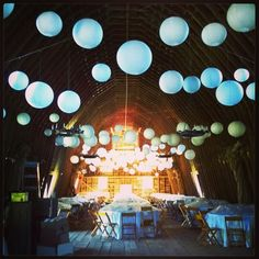 Took this image in a huge barn while getting ready for a charity event in Rappahannock County, VA.