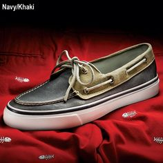 Sperry Canvas Boat Shoes, an Updated-Classic with Style and Comfort.