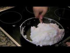 ▶ como hacer porcelana fria - YouTube