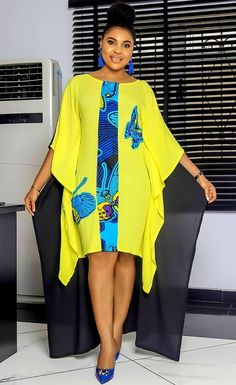 Long ankara dress gowns african style: Long stunning Ankara dress gowns Remilekun - African Styles for Ladies African Fashion Ankara, Latest African Fashion Dresses, African Print Fashion, Africa Fashion, Women's Fashion Dresses, Short African Dresses, Ankara Short Gown Styles, African Print Dresses, African Dress Designs