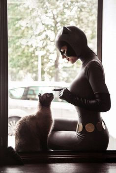 Catwoman BTAS by Kamiko-Zero.deviantart.com on @DeviantArt - More at https://pinterest.com/supergirlsart #cosplay #girl