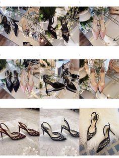 Rene Caovilla Shoes