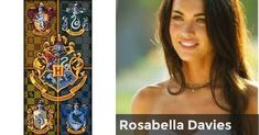 Rosabella Davies | Harry Potter Life: Golden Trio Generation (Really Long Results)