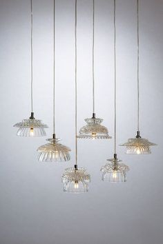 If you are looking for Upcycled Lighting, You come to the right place. Here are the Upcycled Lighting. This post about Upcycled Lighting was posted under the Industrial . Cool Lighting, Lighting Design, Pendant Lighting, Recycled Kitchen, Diy Luminaire, Lamp Shades, Hanging Lights, Light Fixtures, Glass Art