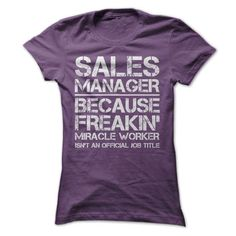 Sales Manager Job Title T-Shirt Hoodie Sweatshirts oii. Check price ==► http://graphictshirts.xyz/?p=63945