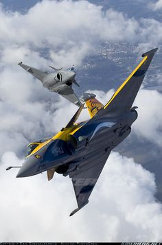 France - Air Force; Dassault Rafale C