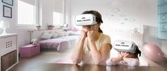 New Technology with Engel & Volkers VR Virtual Reality Experience Really love to do preliminary showings to prospective buyers this way. They can walk through the property without disturbing the sellers.