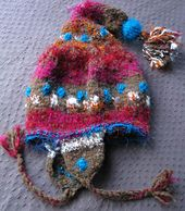 Ravelry: Woolness Hat pattern by Jacoba Sieders, This pattern is available as a free Ravelry download