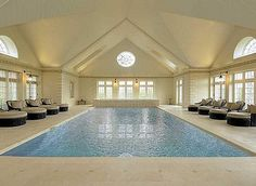 Indoor Pools: Ultimate Laps of Luxury   Zillow Blog