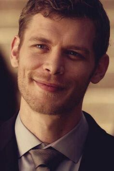 Klaus off of the Vampire Diaries and The Originals!!