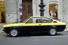 Opel Kadett — autowahn: 1976 Opel Kadett C GT/E. ...