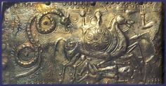 Ancient Illyrian repousse work