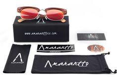 Packing 2017 Gafas de sol #Henzo Rosso #amarantto Unisex, Ray Bans, Sunglasses, Animal, Style, Fashion, Lenses, Swag, Moda