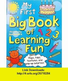 My First Big Book of Learning Fun (9781902367255) Sue Hendra , ISBN-10: 1902367251  , ISBN-13: 978-1902367255 ,  , tutorials , pdf , ebook , torrent , downloads , rapidshare , filesonic , hotfile , megaupload , fileserve
