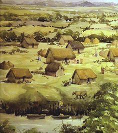 Rural Anglo-Saxon Settlement