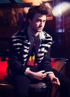 Daniel Radcliffe in Nylon