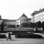 Фотографии таллина из частной коллекции. в 1950 году Таллин был еще закрытым городом.