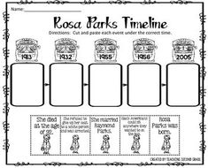 Timeline project- Another cute way to practice creating