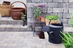 Slik bygger du utekjøkken - Byggmakker.no Watering Can, Patio, Canning, Outdoor Decor, Plants, Home Decor, Ideas, Decoration Home, Terrace